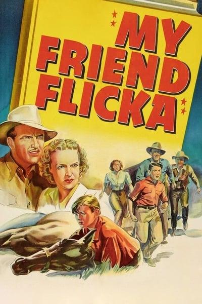 My Friend Flicka 1943 1080p WEBRip x265-RARBG
