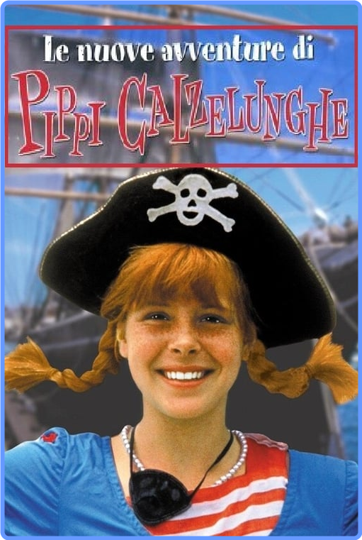 Le Nuove Avventure Di Pippi Calzelunghe (1988) mkv HD m720p WEBRip x264 AC3 ITA/ENG Sub ENG