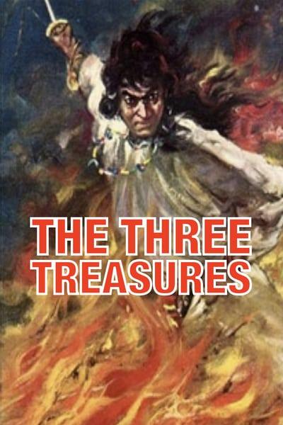 The Three Treasures 1959 JAPANESE 1080p WEBRip x265-VXT