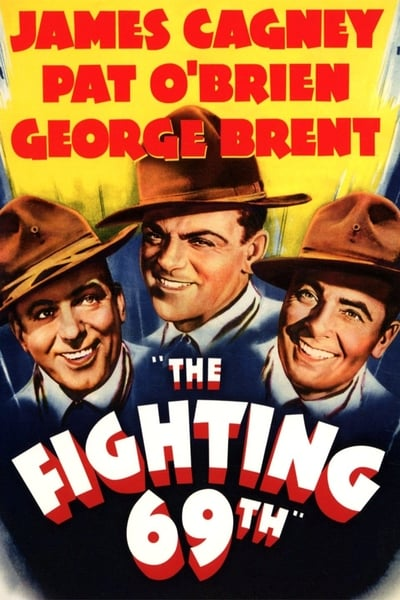 The Fighting 69th 1940 1080p WEBRip x265-RARBG