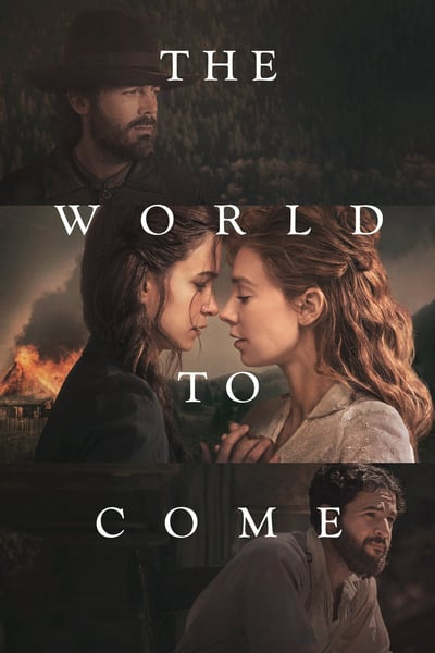 The World To Come 2020 720p BRRip XviD AC3-XVID