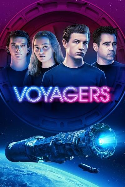 Voyagers 2021 720p BRRip XviD AC3-XVID