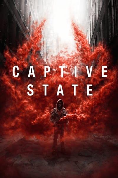 Captive State 2019 UHD HDR 2160p WEB -Rip DDP 5 1 HEVC-DDR