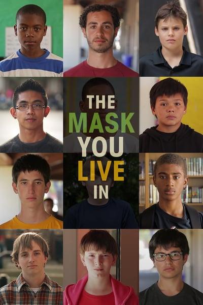 The Mask You Live In 2015 1080p WEBRip x265-RARBG