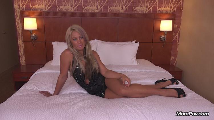 MomPov: Erica - 38 year old hard body MILFs first porn [HD 720p] (Milf)