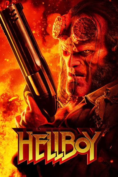 Hellboy 2019 MULTi UHD BluRay 2160p HDR Atmos 7 1 HEVC-DDR