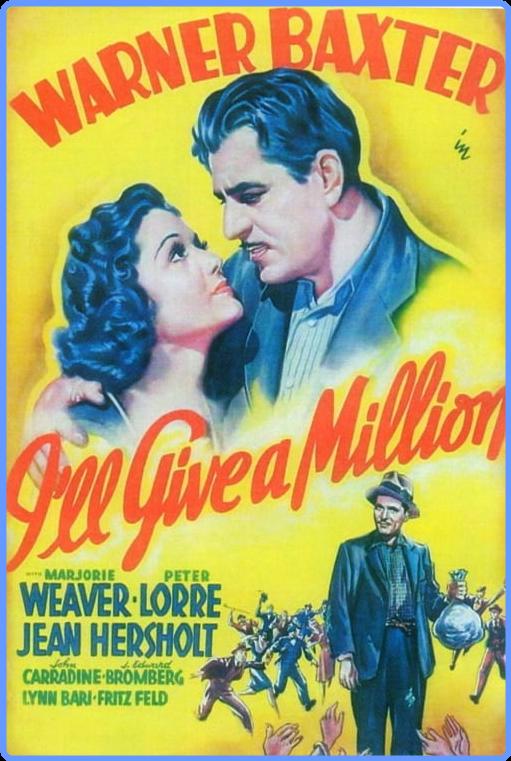 Darò un milione (1935) mp4 FullHD m1080p WEBRip x265 HEVC AAC ITA