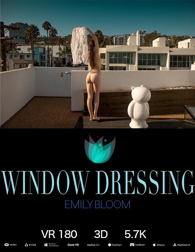 Emily Bloom - Window Dressing (TheEmilyBloom/UltraHD 4K) - Flashbit