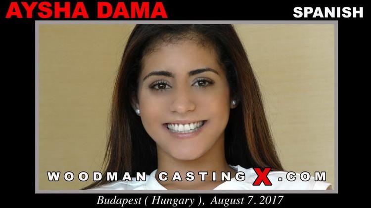 Aysha Dama - Hardcore (WoodmanCastingX/FullHD) - Flashbit