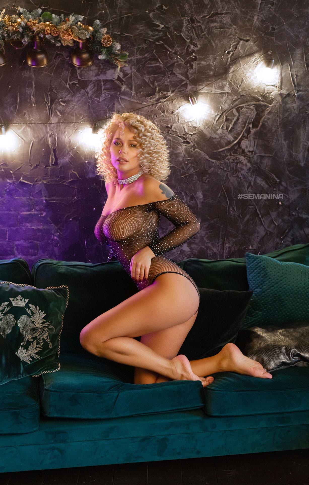 сексуальная обнаженная Дарина Никитина / фото 08